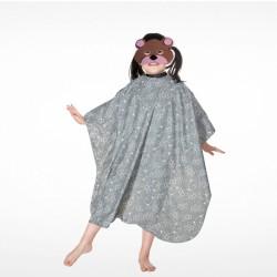 Capa de Corte de Cabelo Criança