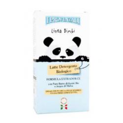 BIO BABY - Leite de Limpeza Biológico para Bebés - 200 ml