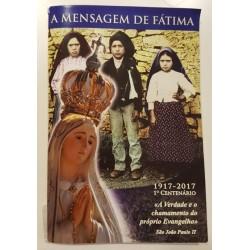 """Livro """"A Mensagem de Fátima"""""""