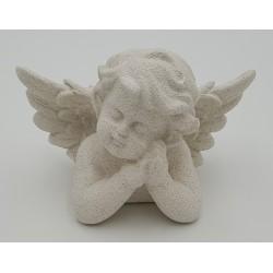 Cabeça de Anjo a Pensar
